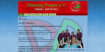 Showtanzgruppe Dancing People e.V.